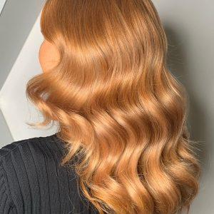 salong perfect nydelig hår